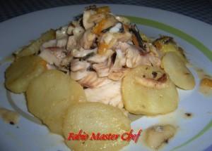 Orata con Patate al Forno