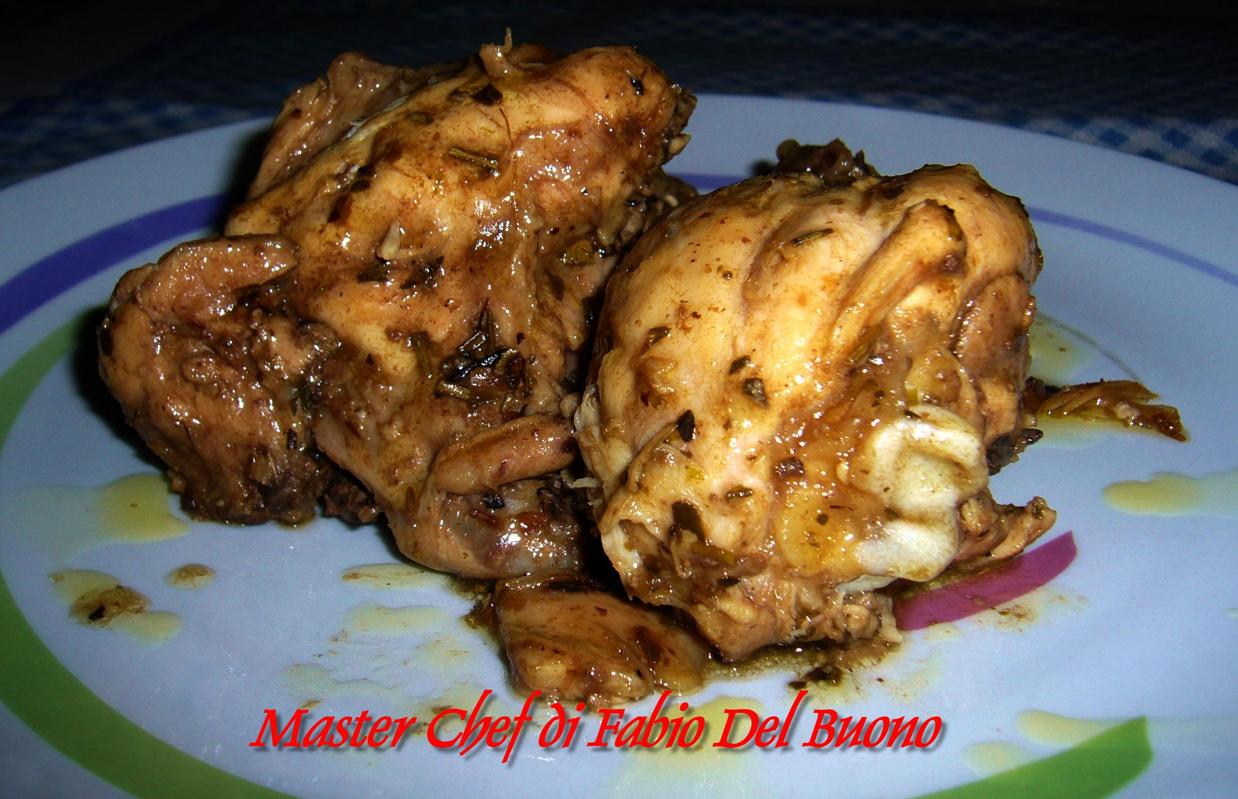 Pollo alle spezie fabio master chef - Cucinare con le spezie ...