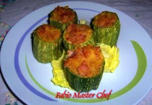 Zucchine Ripieni alla Fabio Master Chef