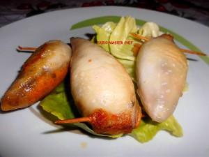 Calamari Ripieni alla Fabio Master Chef
