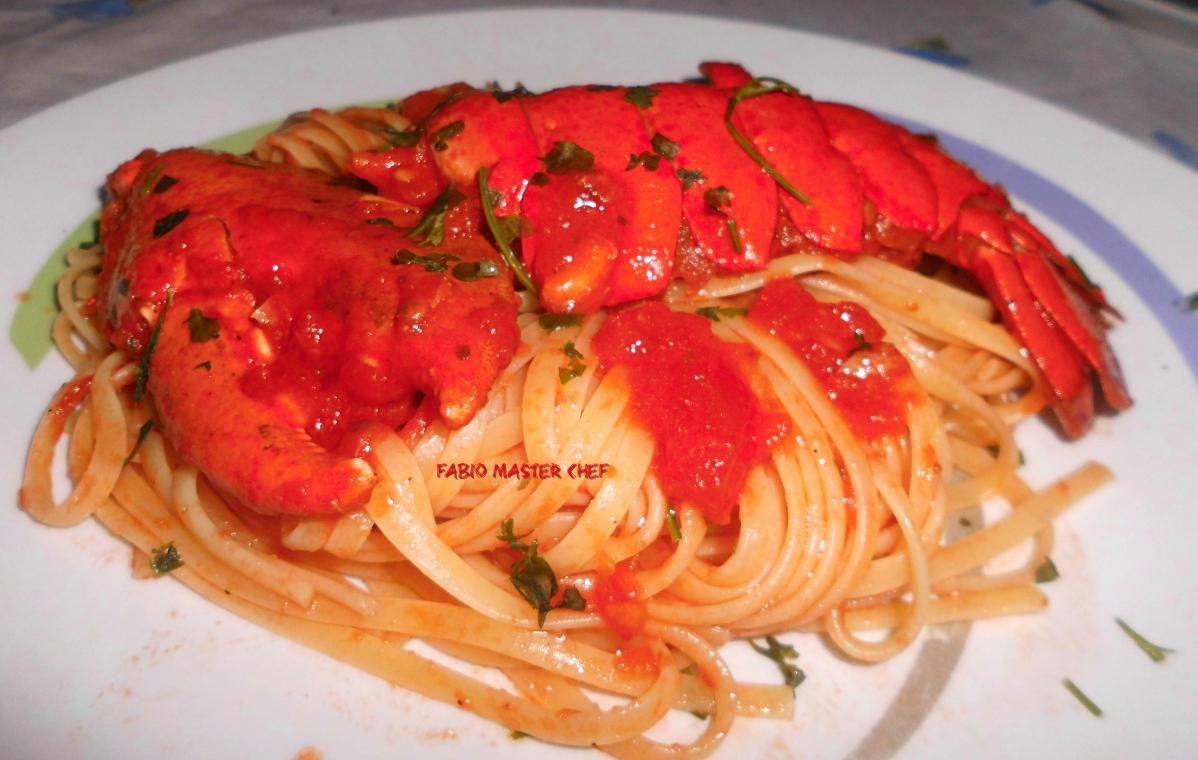 Linguine All 39 Astice Fabio Master Chef