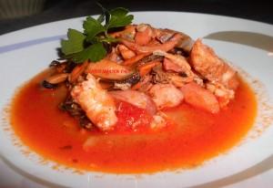 Zuppa di Pesce alla Chiara