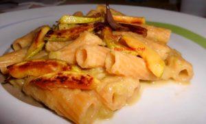 Rigatoni Integrali con Zucchine