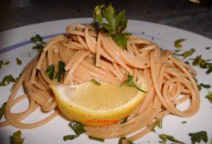 Spaghetti Integrali con Limone_Fotor