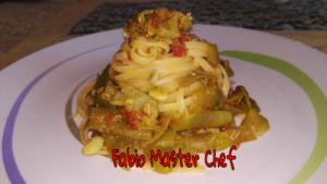Fabio master chef le mie ricette condivise con voi for Cucinare le taccole